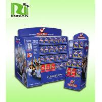 Buy cheap Durable Cardboard Pallet Display Fold Point Of Sale Display Stands from wholesalers