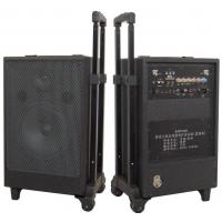 Buy cheap Public Address System Portable Wireless Amplifier with USB Recording from wholesalers