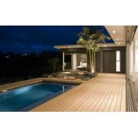 Buy cheap Water Resistant Smooth WPC Deck Flooring For Pool / SPA Surrounds from wholesalers