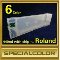 Buy cheap Roland Compatible Inkjet Print Ink Cartridge 440ML from wholesalers