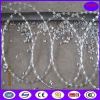 Buy cheap Low Price High Security Flat Wrap Razor Wire for Prison for Military for Separation from wholesalers