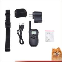 Buy cheap 300M Anti Back Dog Shock Training Collar LCD Mode Display Remote Control Pet Trainer Kit from wholesalers