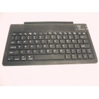 Buy cheap Folding Silicone Bluetooth Keyboard Cases / Dustproof Smart Cover from wholesalers