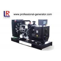 Buy cheap AC Three Phase Perkins Open Diesel Generator Set Low Oil Pressure Electric Starter from wholesalers