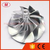 Buy cheap GTP38 59.87/80.07mm 703697-0001/170293 9+0 blades aluminum 2024/Billet compressor  wheel from wholesalers