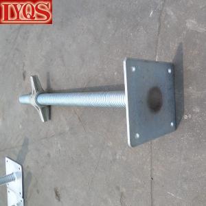 Buy cheap Heavy Duty Scaffold Frame Steel Screw Jack product