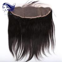 Buy cheap 7A Unprocessed Lace Front Part Closure With Baby Hair No Shedding from wholesalers