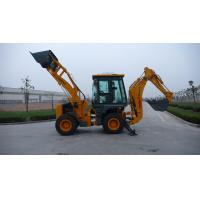 Buy cheap WZ30-25 BACKHOE LOADER,YUCHAI AND CUMMINS ENGINE FOR RUSSIA AND BRAZIL from wholesalers