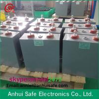 China pulse oil capacitor film filled 2terminals 4terminals SVG single-phase capacitor on sale