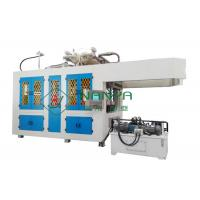 Buy cheap Fully Automatic Biodegradable Tableware Making Machine Bowls / Cups / Meal Trays from wholesalers