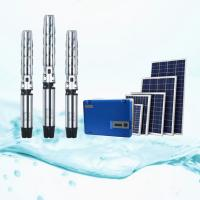 China AC 1.5kW Solar Pump Irrigation System For Daily Water Using / Agricultural Irrigation on sale