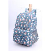 Quality 2016 Chinese Best Pattern Series 606S1602  Factory Price daypack for teens on sale for sale