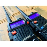 Buy cheap BAOFENG UV-5R walkie talkie Original Manufacturer Dual Band Two-Way Radio from wholesalers