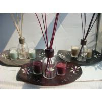 Quality Sandalwood Reed Diffuser Air Fresheners With 200ml Perfume Oil for sale