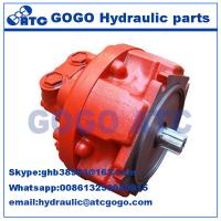 Buy cheap SAI GM05 Series Hydraulic Motor Pump Bent Axle Radial Plunger Piston Hydraulic Motor from wholesalers