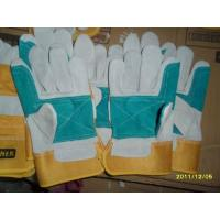Buy cheap Cow leather working Glove,Pig leather working Glove,Furniture leather working Glove,Driver Glove,Welding Glove from wholesalers
