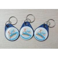 Buy cheap Personalised 125 KHz Smart RFID Key Tag & Key Fobs For Access Control System from wholesalers