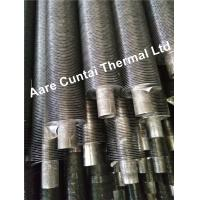 Buy cheap Carbon Steel Embeded G Type Fin Tubes , Heat Exchanger Finned Tubes from wholesalers