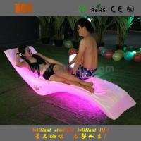 Outdoor Using Plastic waterproof  beach pool swimminglounge chair can make different colors