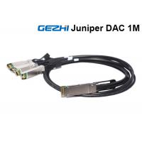 Buy cheap Direct Attach Copper DAC Cables 40GBASE-CR4 QSFP+ to 4 10GBASE-CU SFP+ from wholesalers