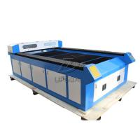 Buy cheap Large Advertising Sign Board Co2 Laser Engraving Cutting Machine 4*8 Feet 1300*2500mm from wholesalers