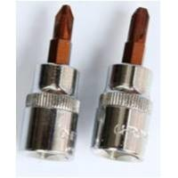 Buy cheap 3/8  DR Socket Hex Drill Bits For Impact Driver 10mm High Power Customized from wholesalers