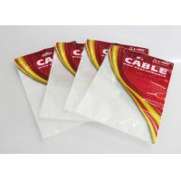 Buy cheap Gravure Printing PET Ziplock Flat Pouch Bag for 500g Coffee Packaging from wholesalers