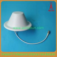Buy cheap 806-2500Mhz 5dBi Indoor wifi ceiling mount omni antenna GSM CDMA PCS 3G WLAN antenna from wholesalers