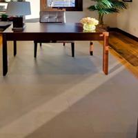 Buy cheap leather flooring tile - genuine leather plus laminate solid wood baseboard from wholesalers