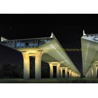 Buy cheap Long Life High Strength Structural Steel Bridge For Highway / Ramp from wholesalers