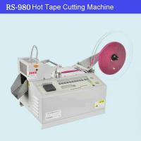 Buy cheap Nylon&Polyester Tape/Belt/Fabric/Webbing/Strap Hot Cutter Cutting Machine from wholesalers