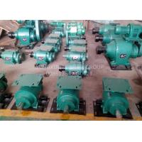 Buy cheap 90 Degree Reduction Gearbox Worm Gear Reduction Gearbox Three Circle Type from wholesalers