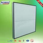 Buy cheap Air Conditioner HVAC Mini Pleat Fiberglass Material Hepa Air Filters H11 H12 H13 H14 from wholesalers
