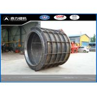 Buy cheap Prestressed Concrete Pipe Mold Pile Steel Mould OEM / ODM Available from wholesalers