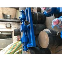 Buy cheap 3-FIG602 Surface Well Testing Equipment Gas Diverter Manifold Ball Valve from wholesalers
