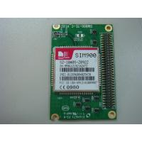 Buy cheap SIMCOM SIM900-TEC GSM GPRS Module GSM modem module AT Commands from wholesalers