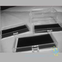 Buy cheap clear organizer and storage box product