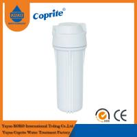 Buy cheap Double O Ring White Cartridge Filter Housing For Home Reverse Osmosis System from wholesalers