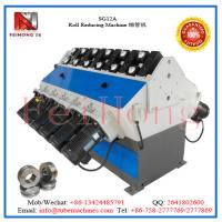 rolling mill machine for heating element