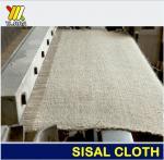 Buy cheap High density natural sisal cloth from wholesalers