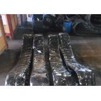 Buy cheap Small Size Excavator Rubber Tracks Low Noise 230mm X 96mm X 41 Links from wholesalers