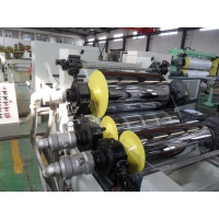 Buy cheap 300 to 800mm L Type Three Roll Calender Machinery from wholesalers