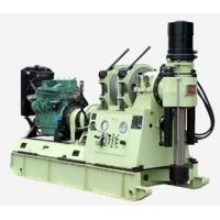 Buy cheap Vertical Spindle Type Core Drill Rig For Geological Exploration / Water Well Drilling from wholesalers