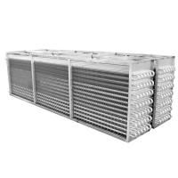 Buy cheap factory price Aluminum fin IQF Freezer Evaporator Coil for shrimp freezer from wholesalers