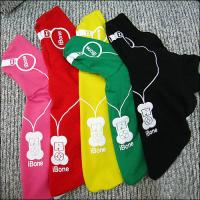 Buy cheap Blue, Red Pink, Black, Yellow Fashion Personalised Dog Sports Hoodies from wholesalers