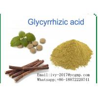 Buy cheap Glycyrrhetinic Acid Natural Plant Extracts Pentacyclic Triterpenes Cas 1401-55-4 from wholesalers