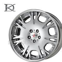 Buy cheap Custom Forged Wheels Scaffold Caster / 15 Forged Wheels Audi Replica from wholesalers