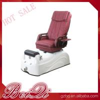 Buy cheap modern relaxing electric chair pedicure chair ceramic pedicure sink with jets product