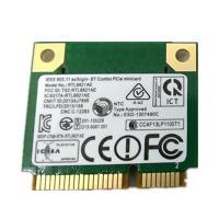 Buy cheap Qcom ZQ802XRACB IEEE802.11 ABGN/AC 1T1R 2 Ant Combo Mini PCIe Wireless LAN Card + Bluetoot from wholesalers