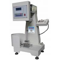 Buy cheap ASTM D6110 Digital Impact Testing Machine , CHARPY Impact Test Machine from wholesalers
